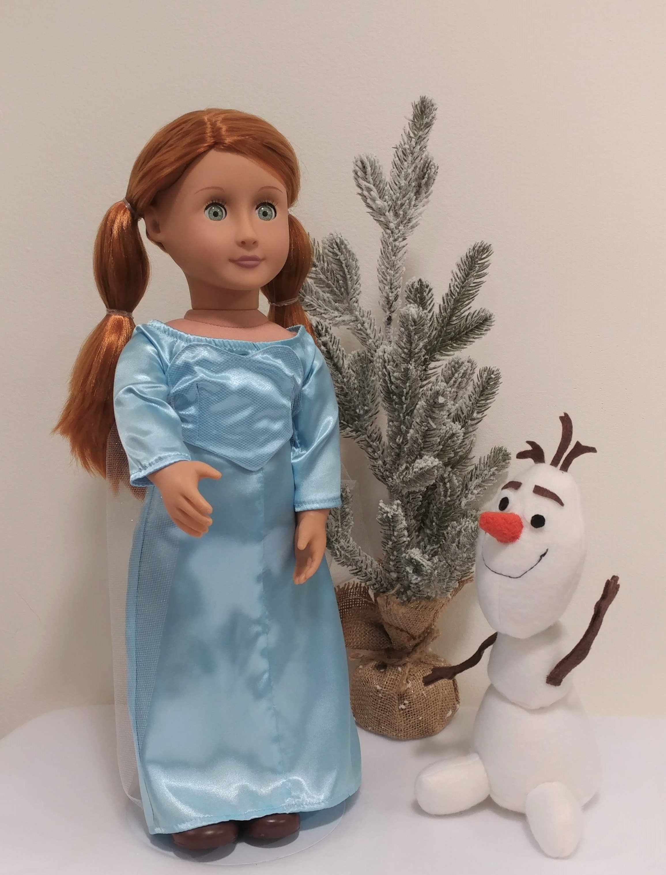 Frozen AMG Doll